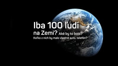 Iba 100 ľudí na Zemi