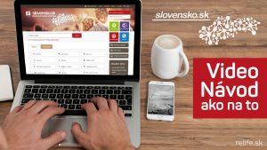 Slovensko.sk - návod