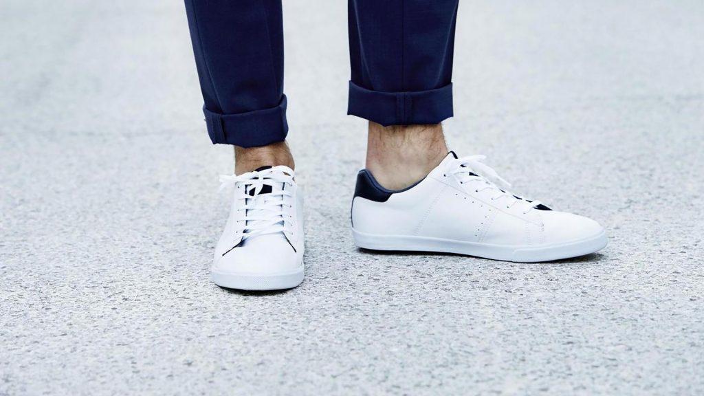 Topánky bez ponožiek