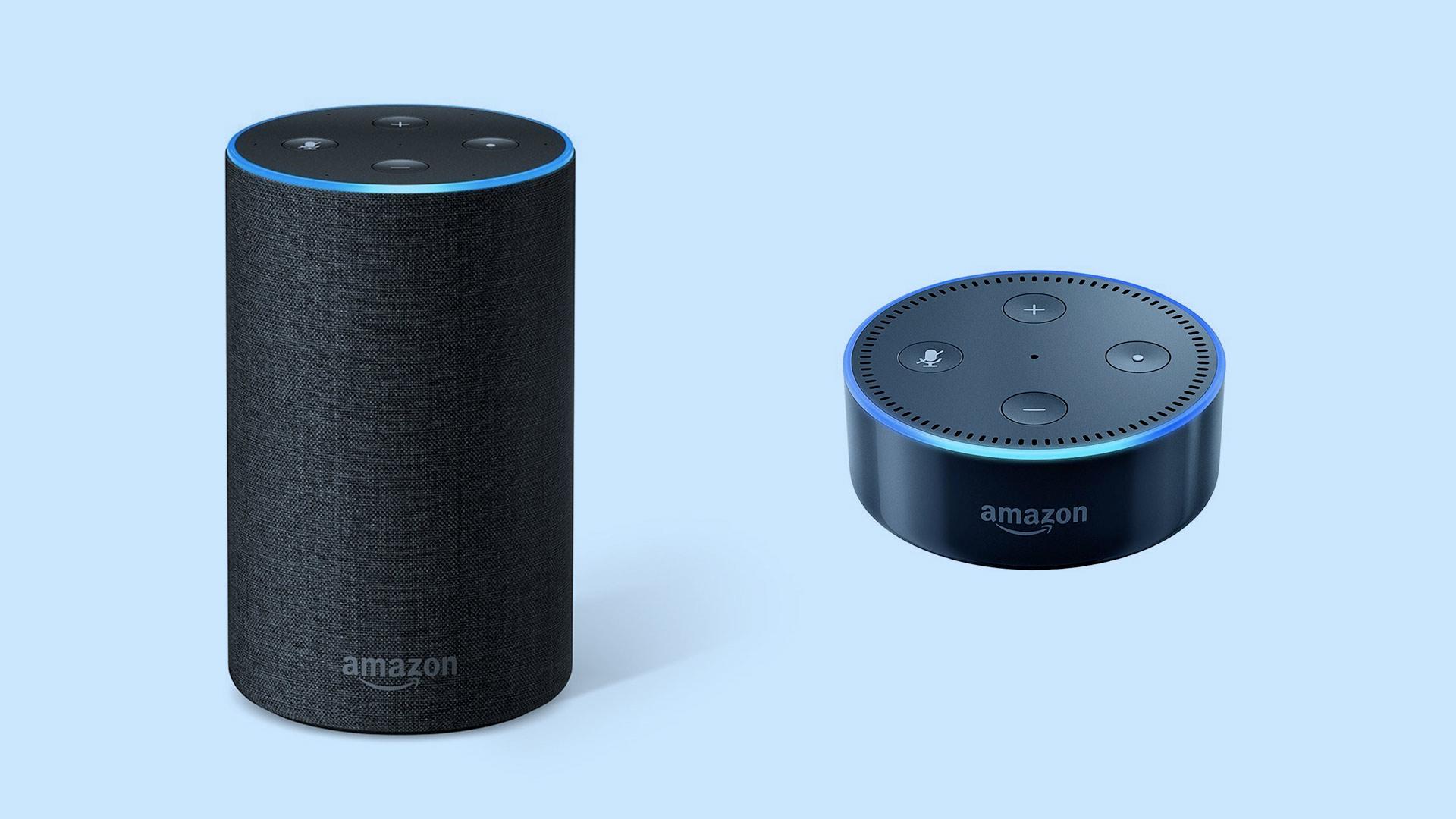 Tip na Vianočný darček: Alexa Echo