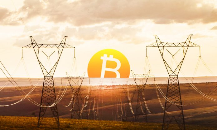 Bitcoin a spotreba energie