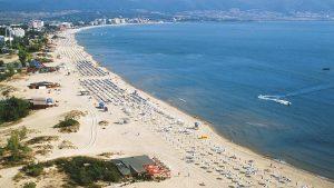 Sunny beach, Bulharsko