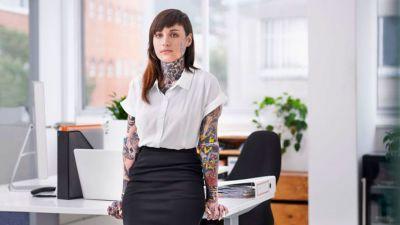 Tetovanie zamestnanec