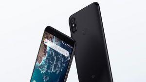 Xiaomi Mi A2 Čierny