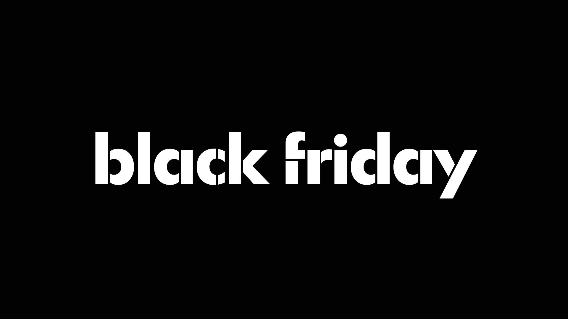 Black Friday na Slovensko
