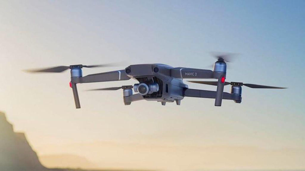 Pokuty za lietanie - Dron
