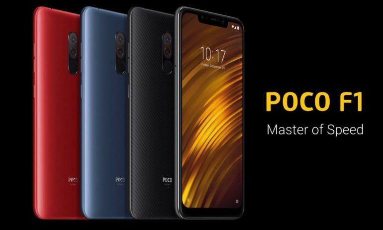 Xiaomi POCOPHONE F1 EU