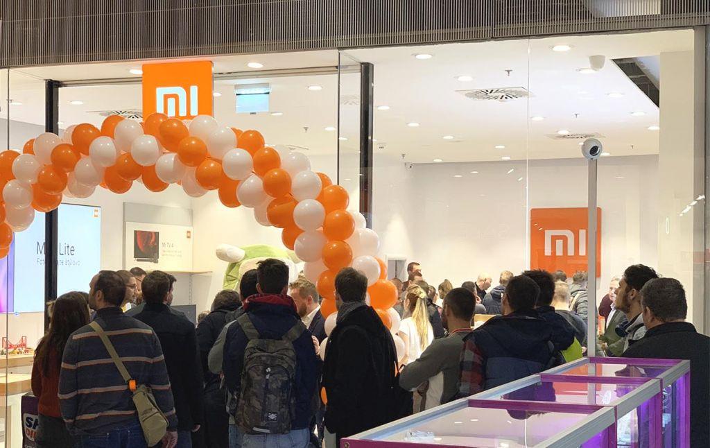 Xiaomi Mi Store Bratislava, Žilina