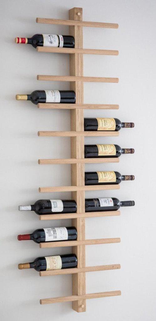 dubovy stojan na víno