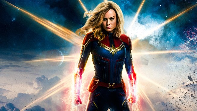 captain marvel - 2019