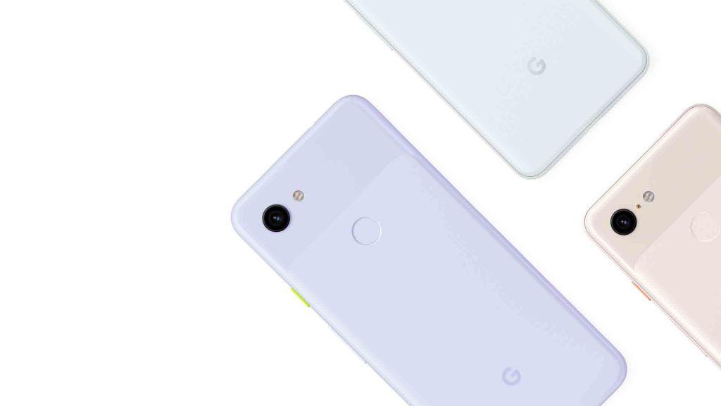 Nový Google Pixel 3a