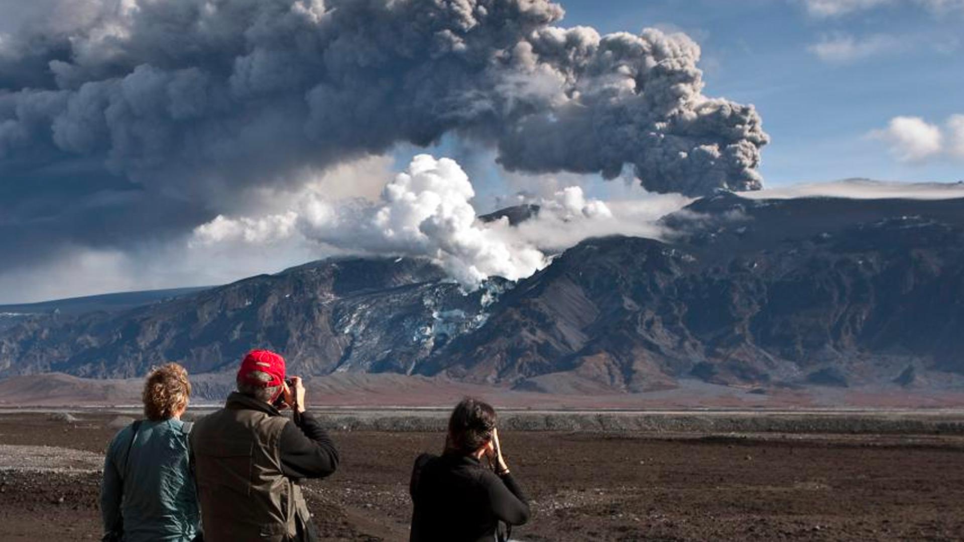 Eyjafjallajokull - Island