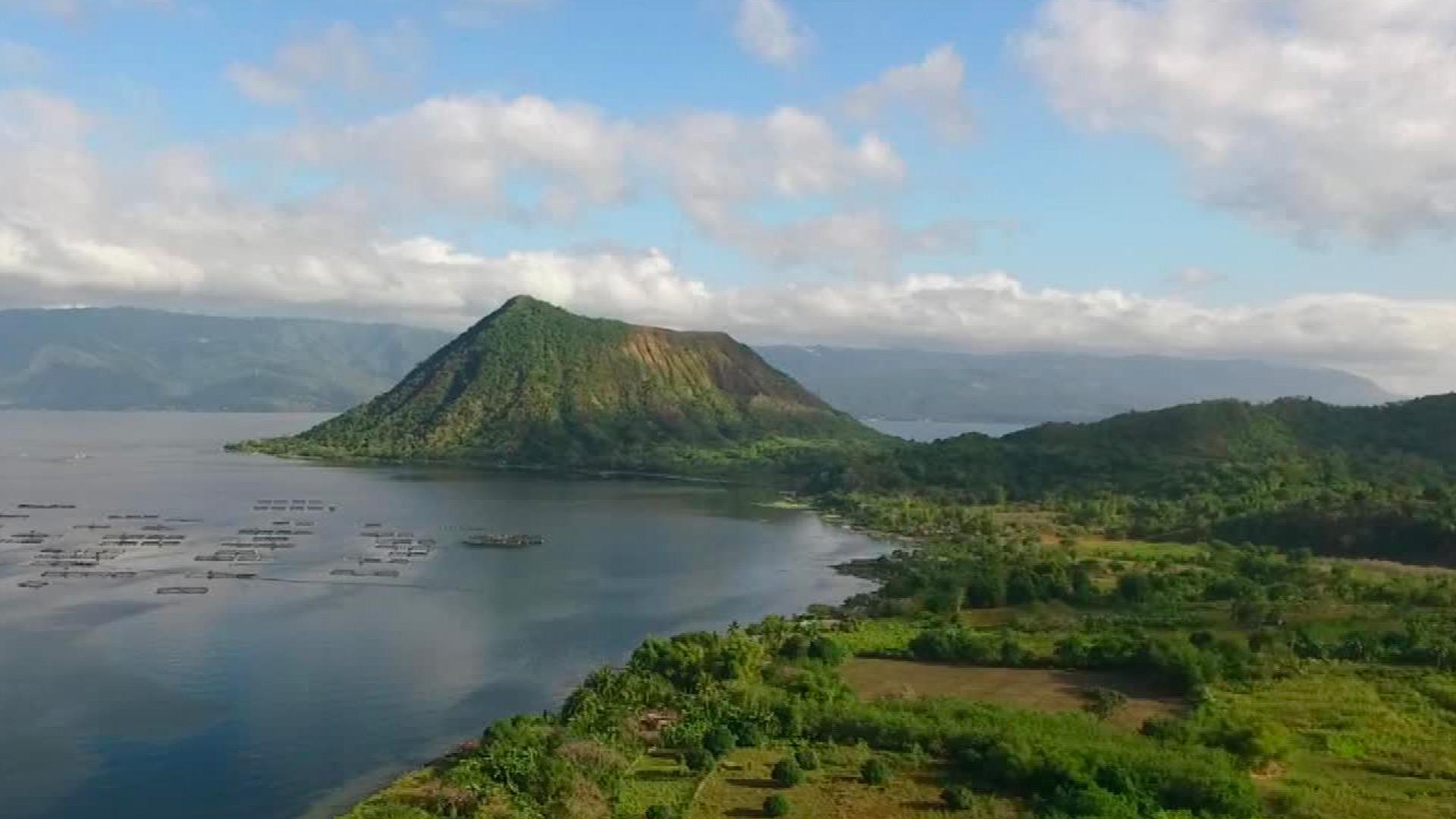 Taal Volcano – Phillipines
