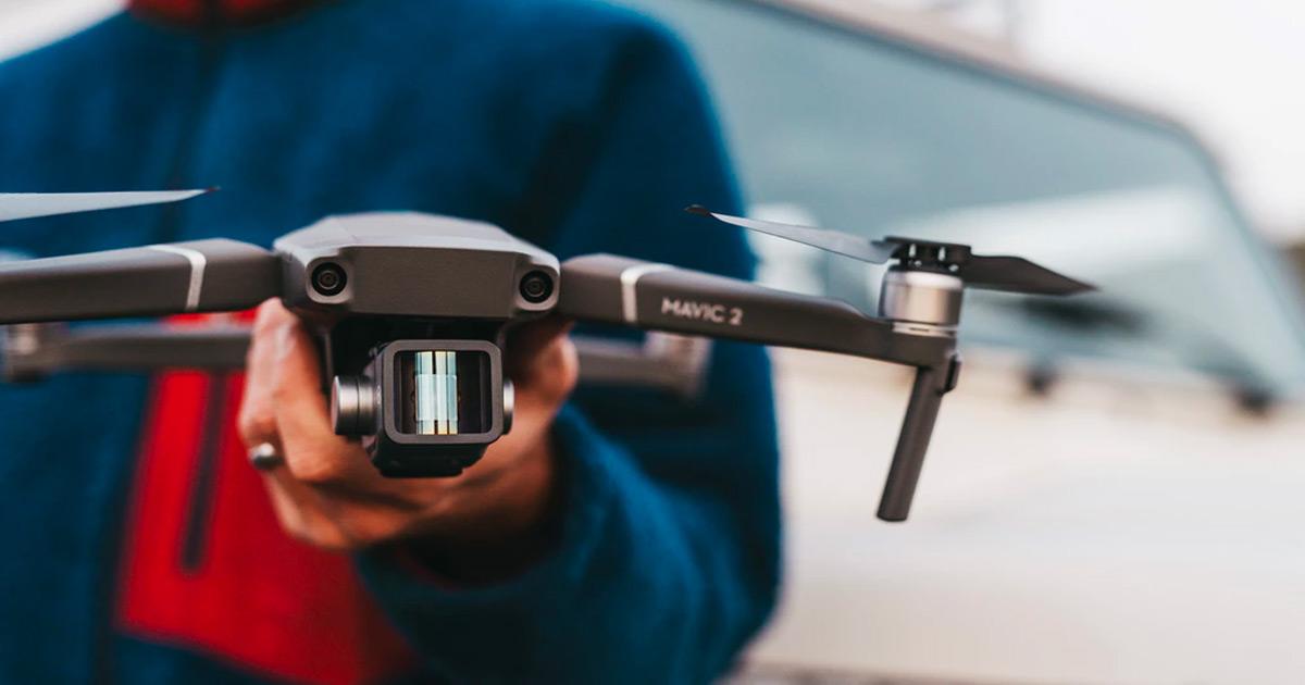 pouzivanie drona na Slovensku