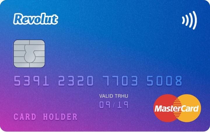 Revolut online banka