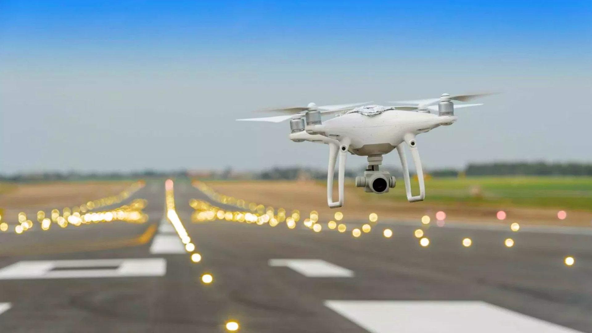 Kde nelietat s dronom