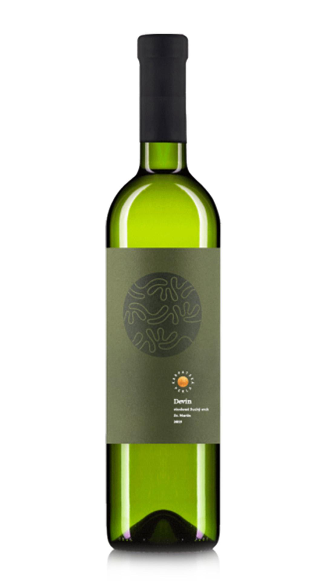 Karpatská perla - biele víno