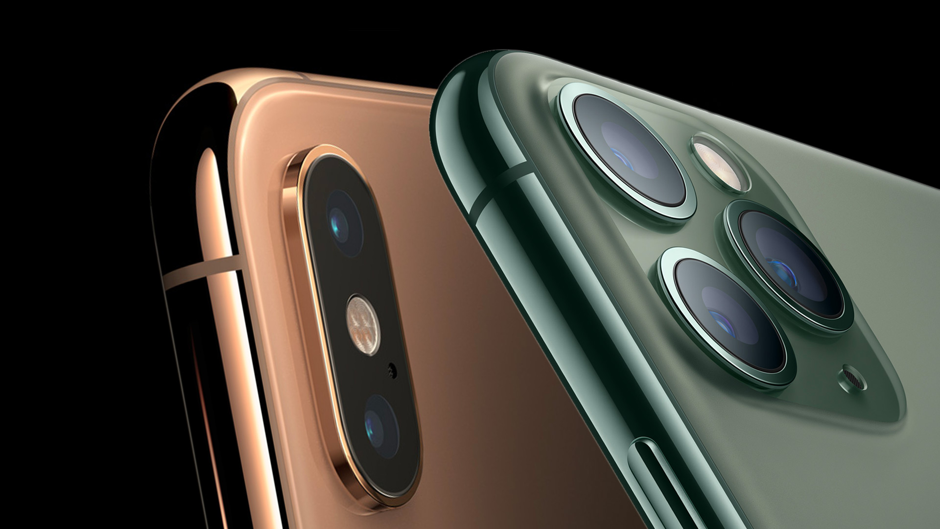 Porovnanie iPhone 11 vs Xs (Compare)