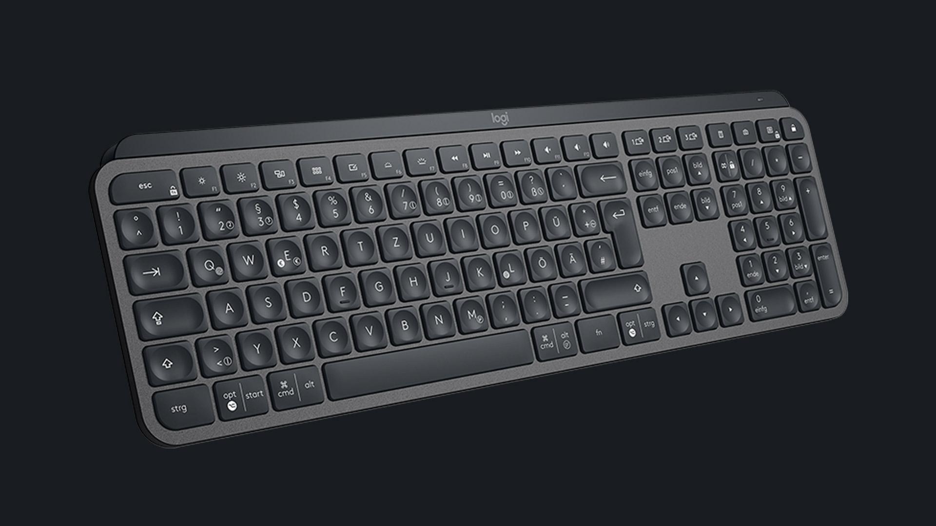 Logitech MX Keys Plus