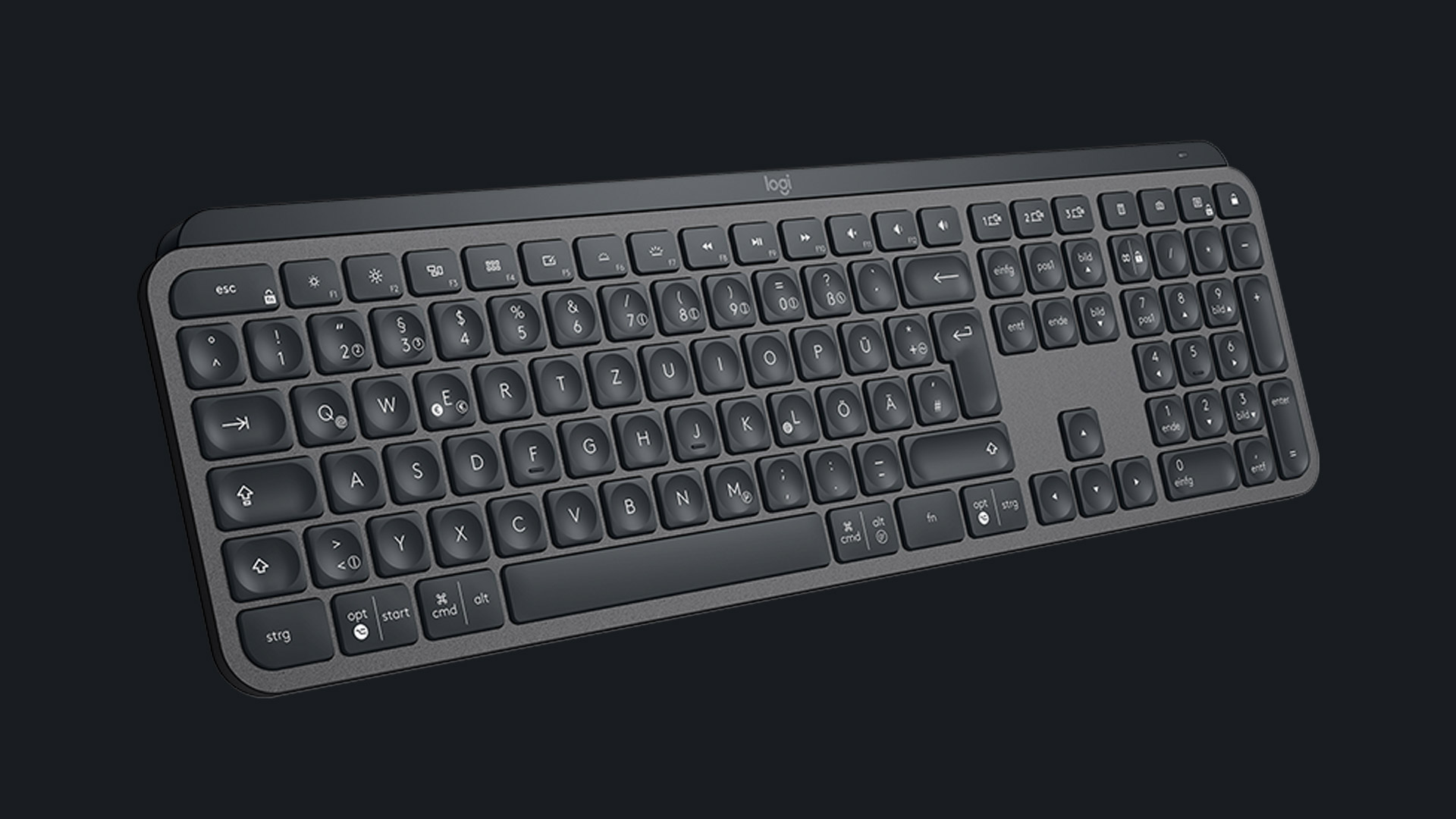 Logitech MX Keys Plus
