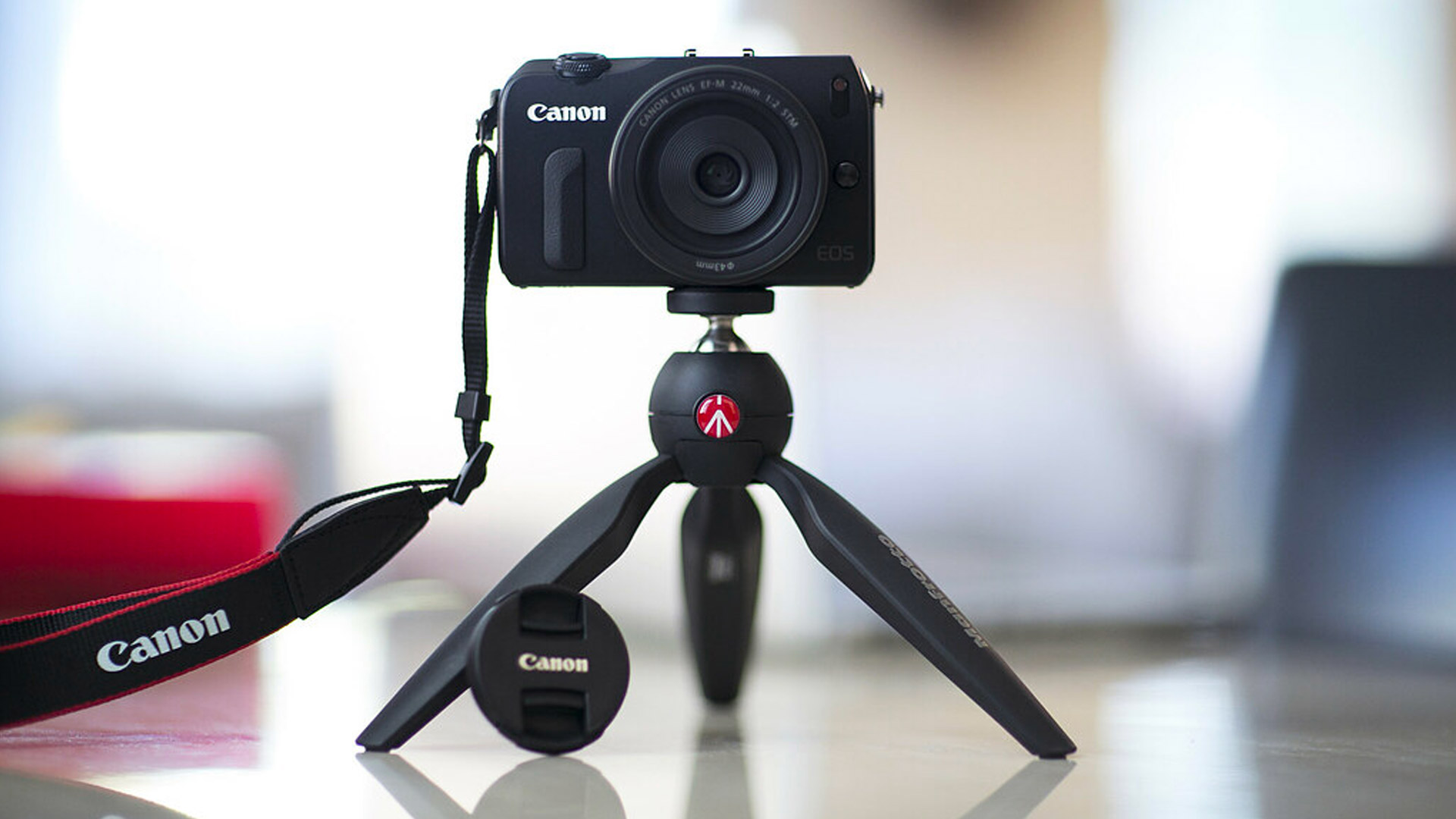Manfrotto Mini stativ
