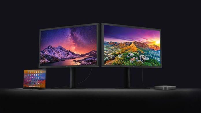 Monitor 4k pre Mac