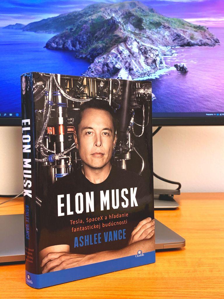 Elon Musk - kniha