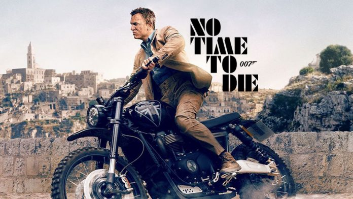 James Bond - No Time to Die (2020)