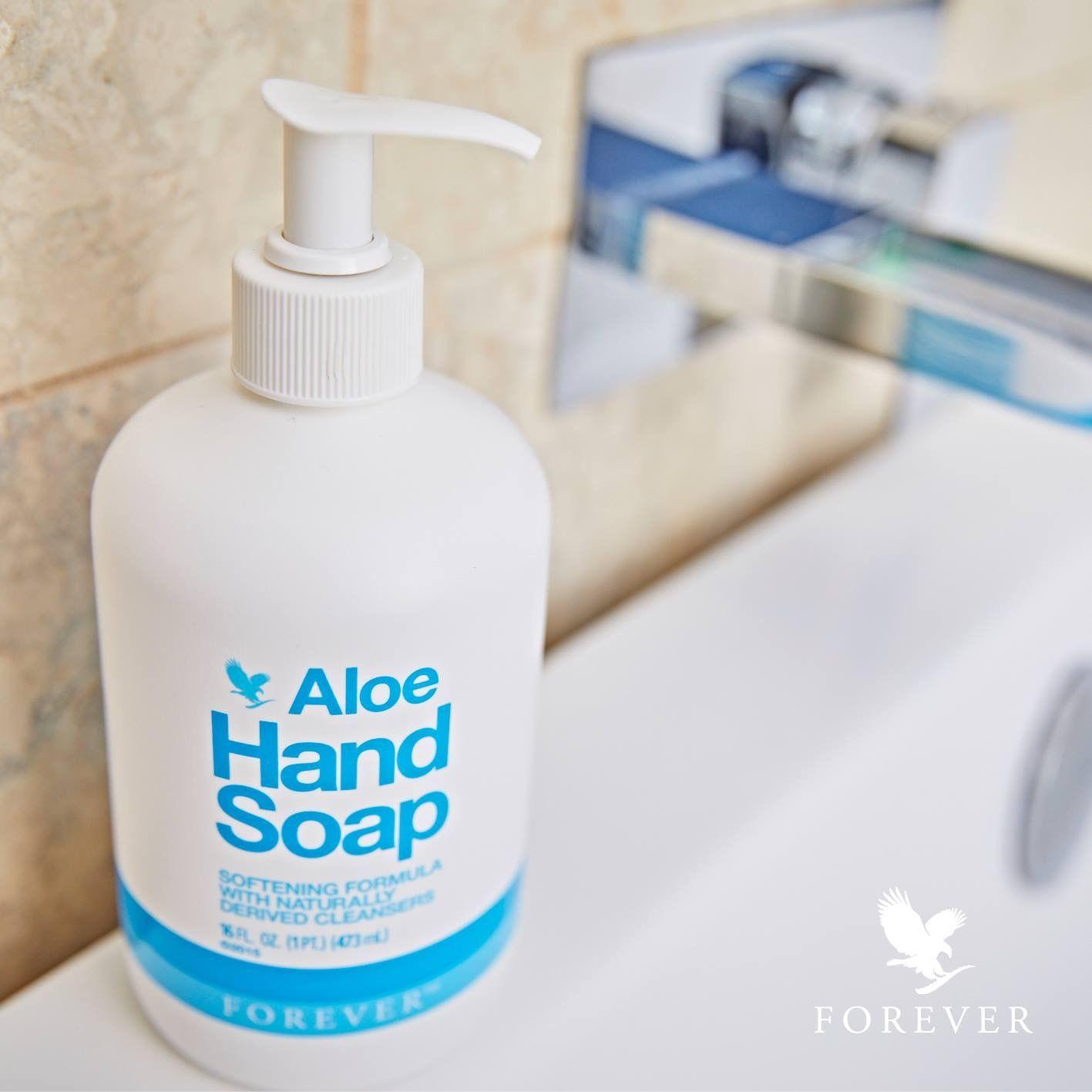 Aloe Vera mydlo - Aloe Hand Soap