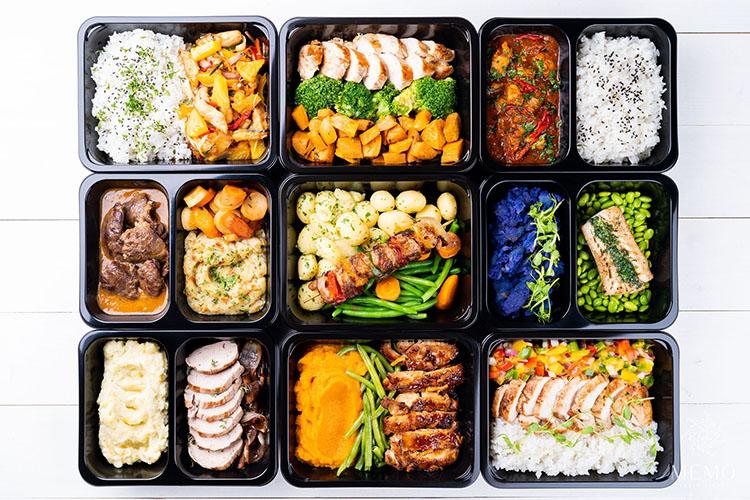 Denné menu - donáška jedla