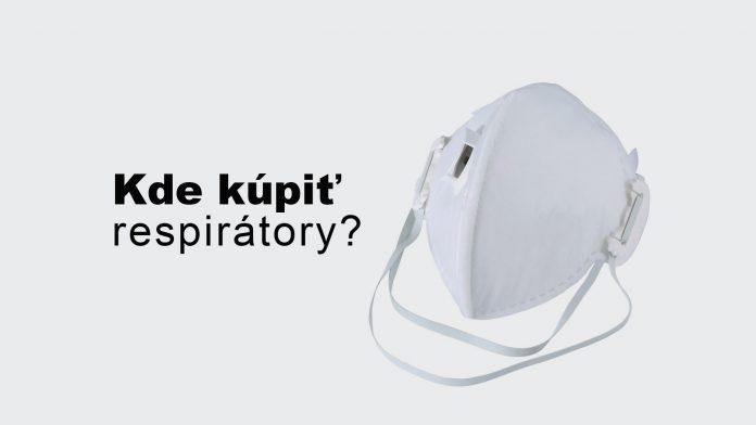 Kde kúpiť respirátor