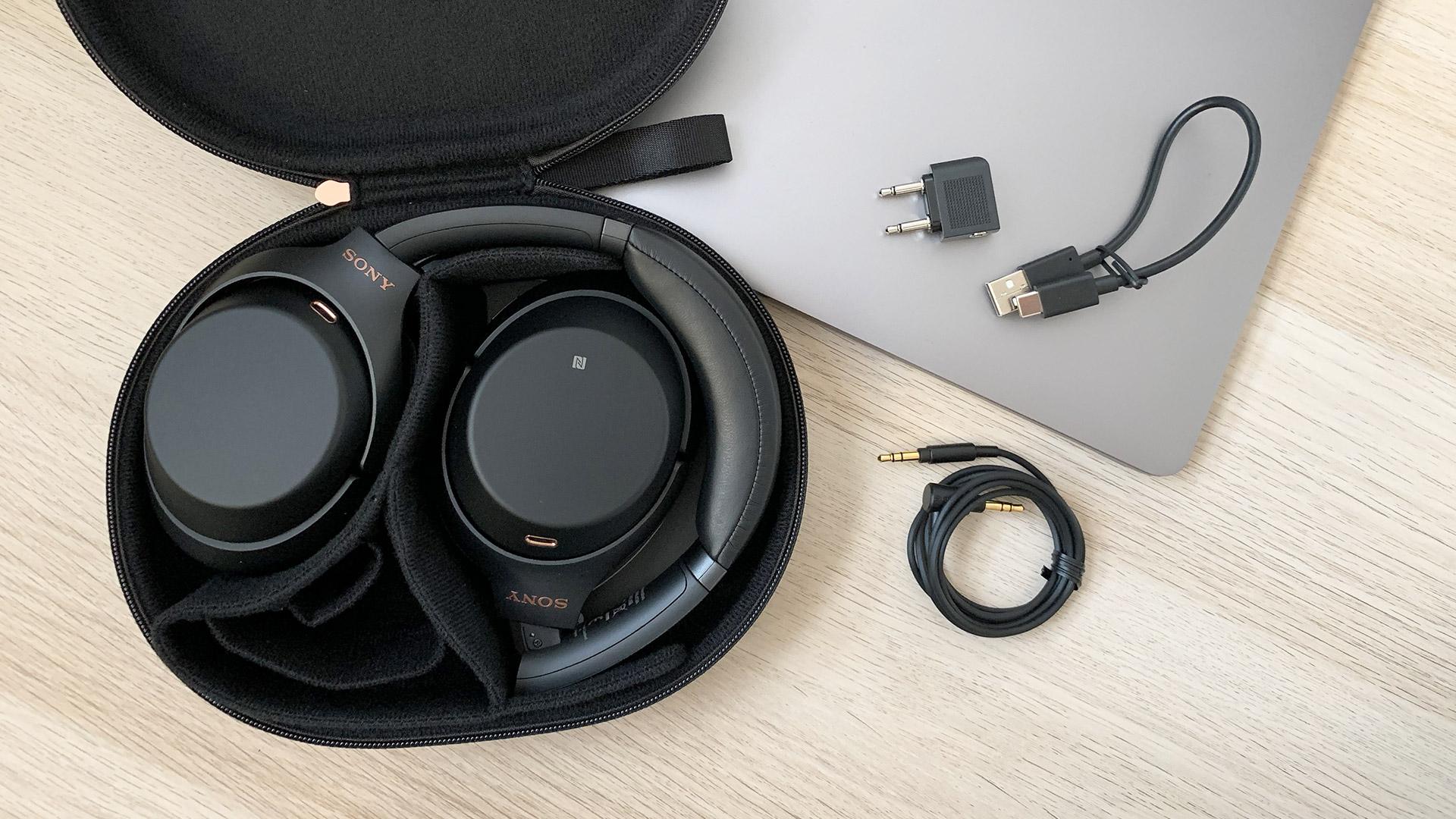 Skúsenosti Sony WH 1000 XM3