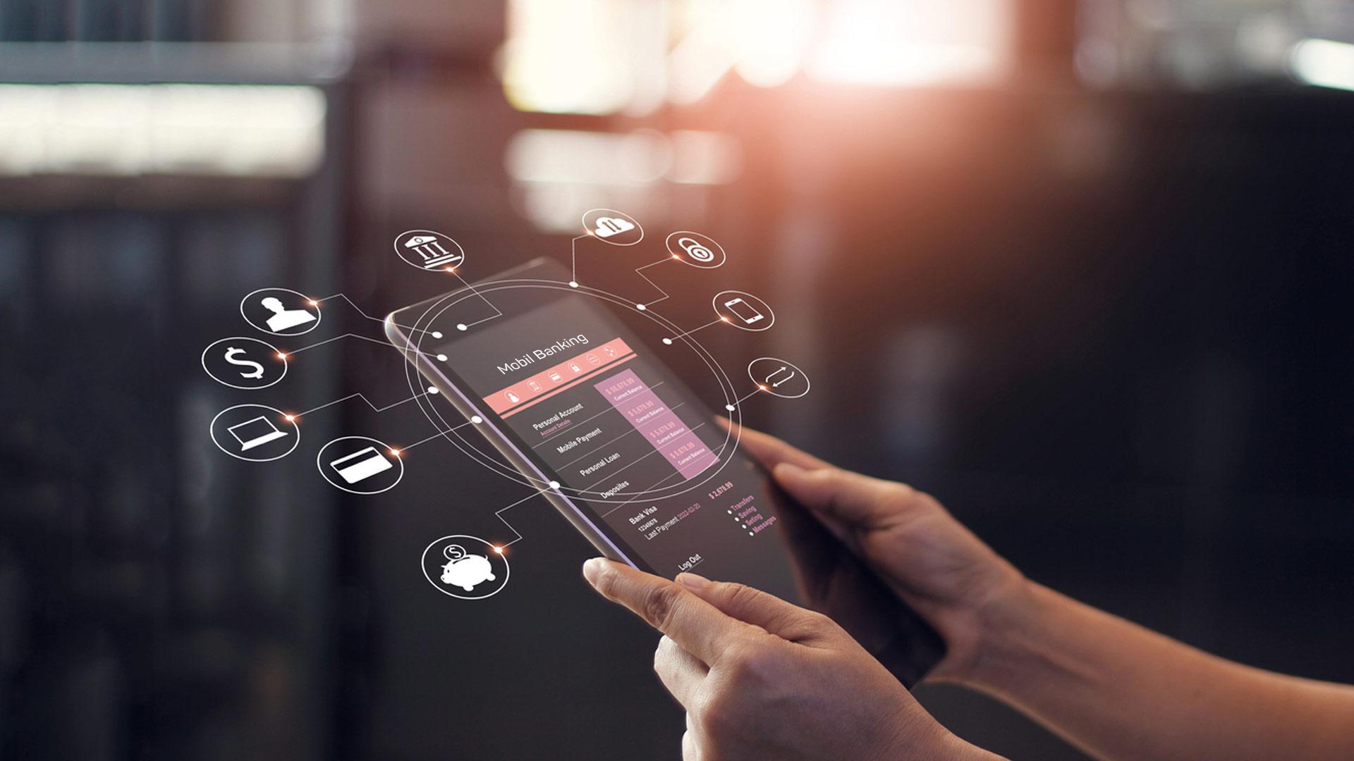 Finančná gramostnosť / Mobilná banka