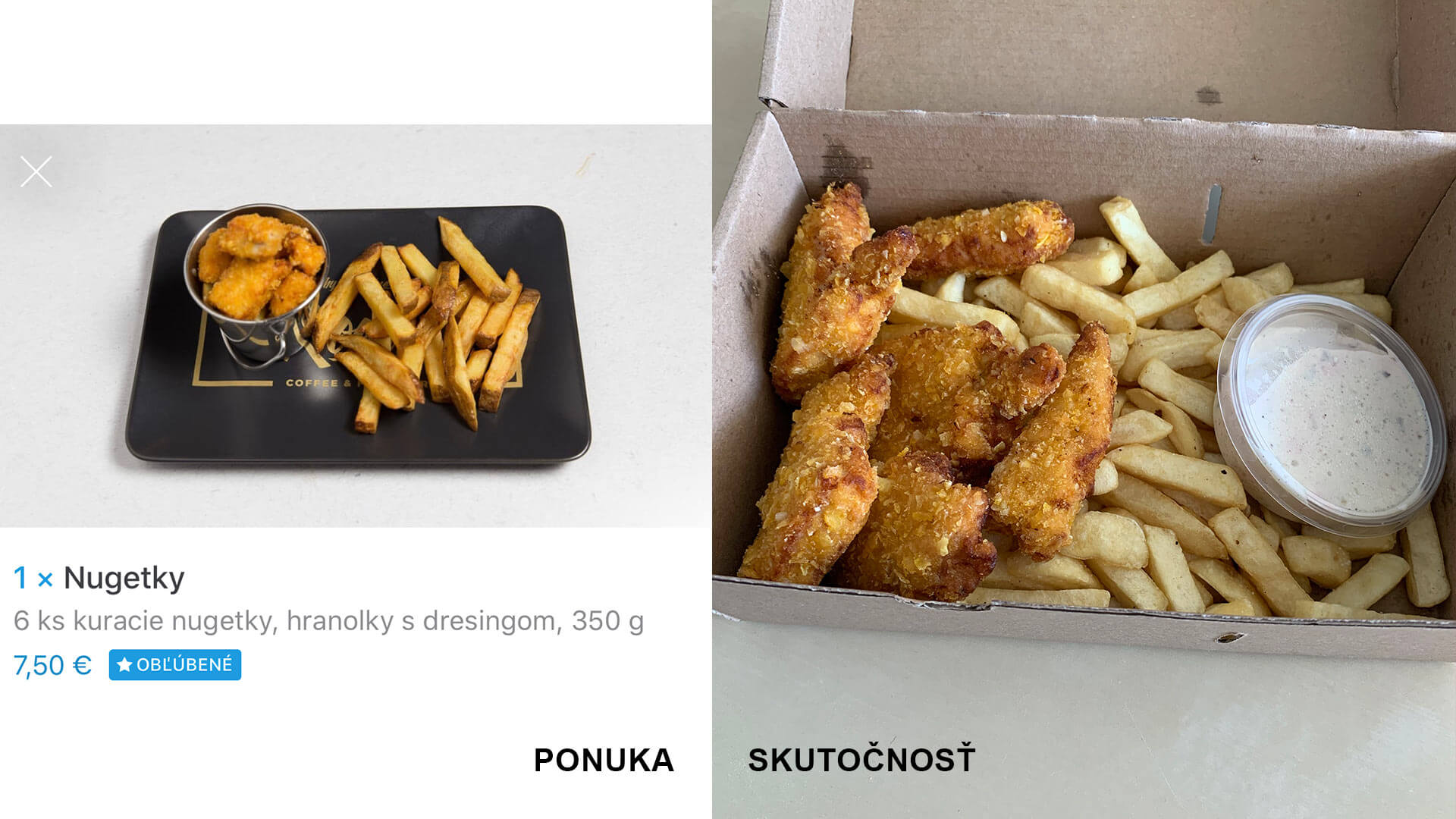 Foodbar Nivy by Kontajner