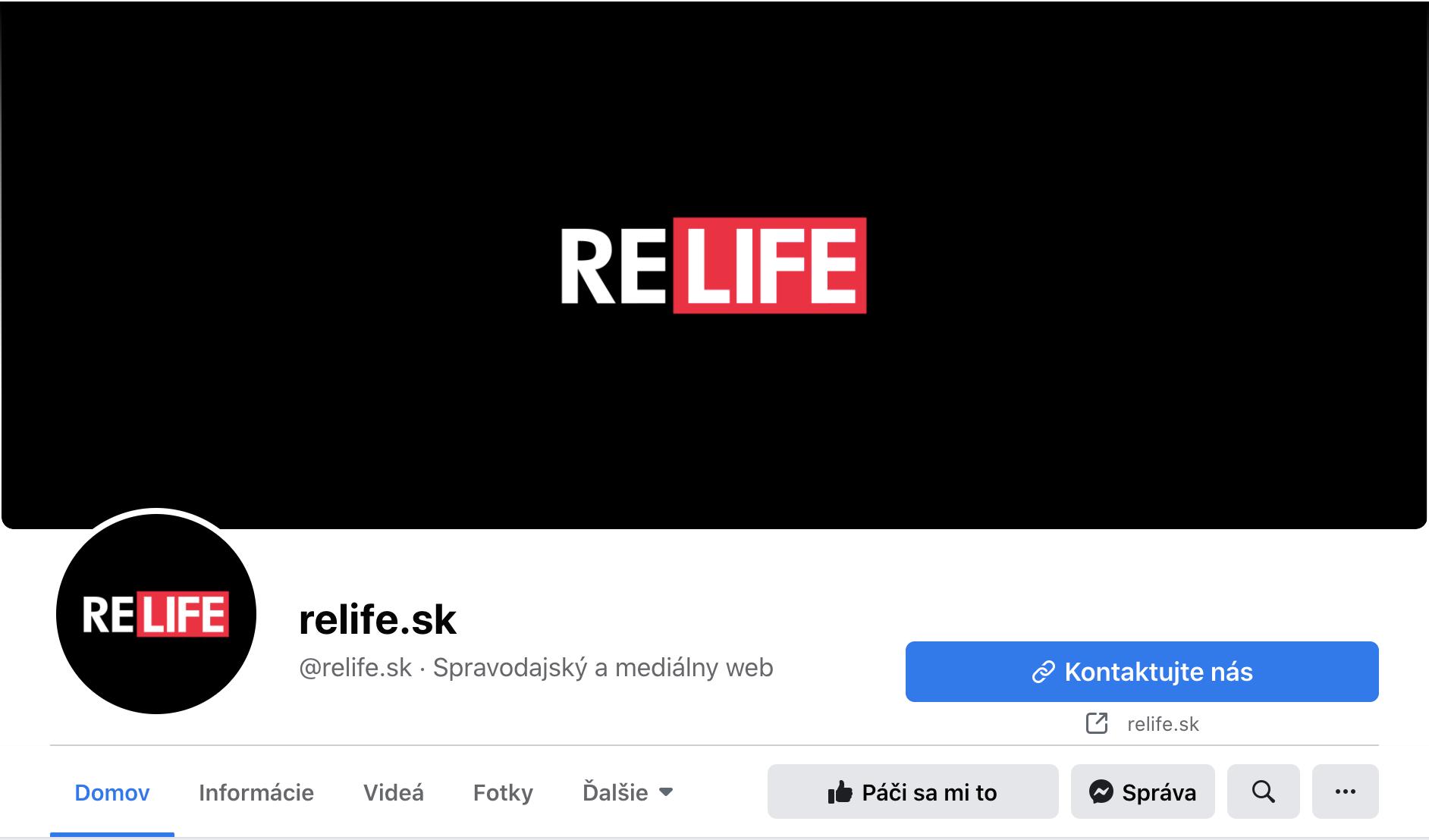 Nové rozmery Facebook obrázkov