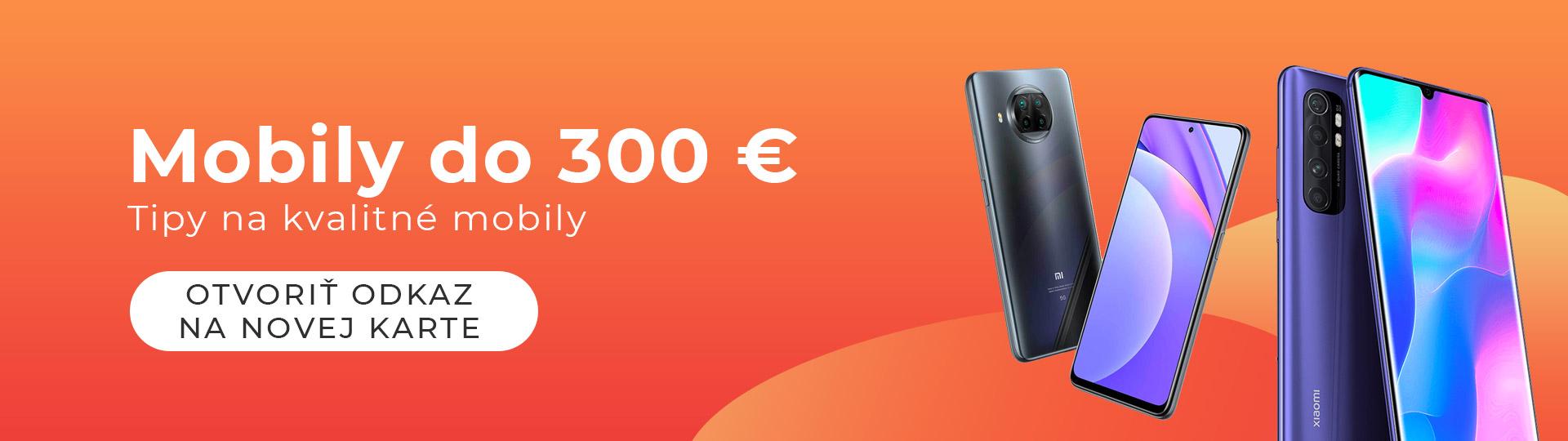 Mobily do 300 eur