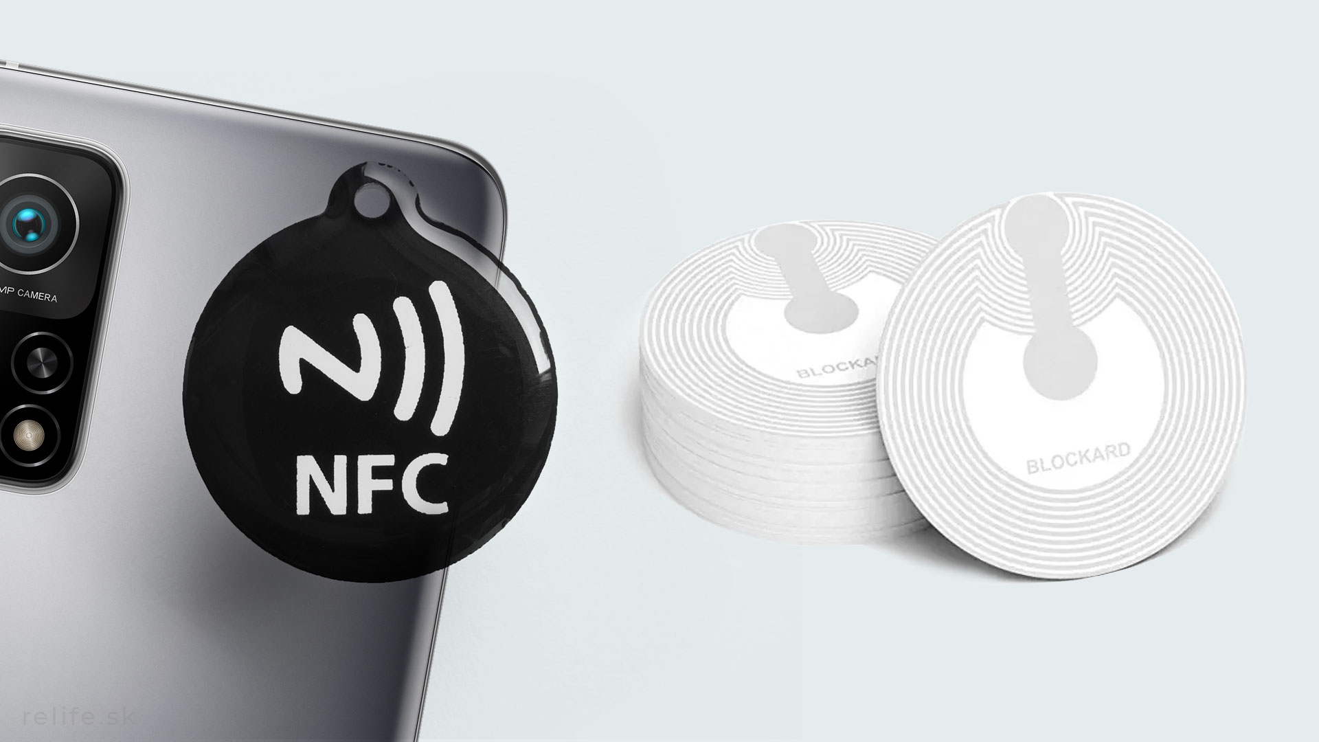 NFC tags - tap