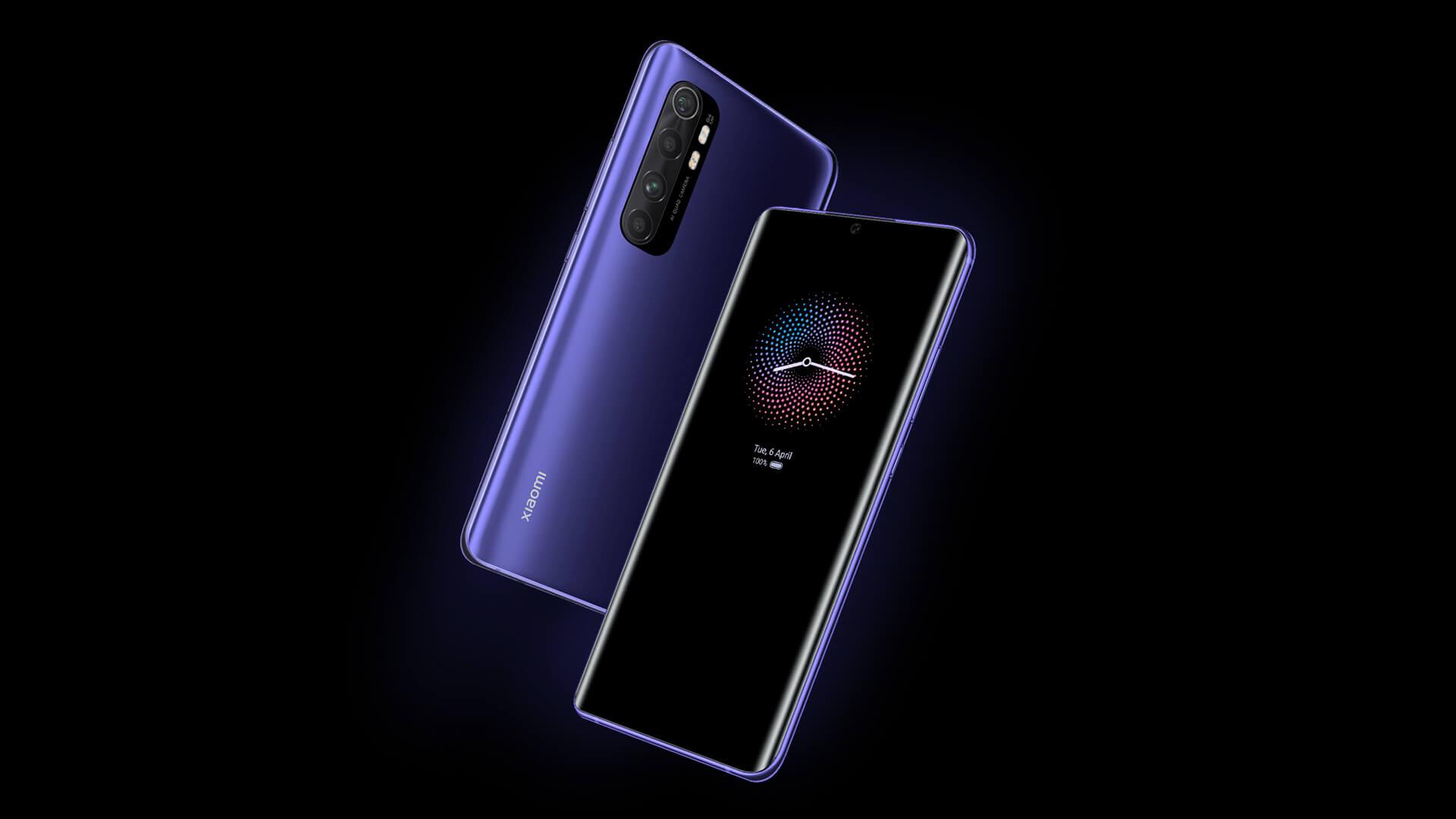Xiaomi 10 do 300 EUR