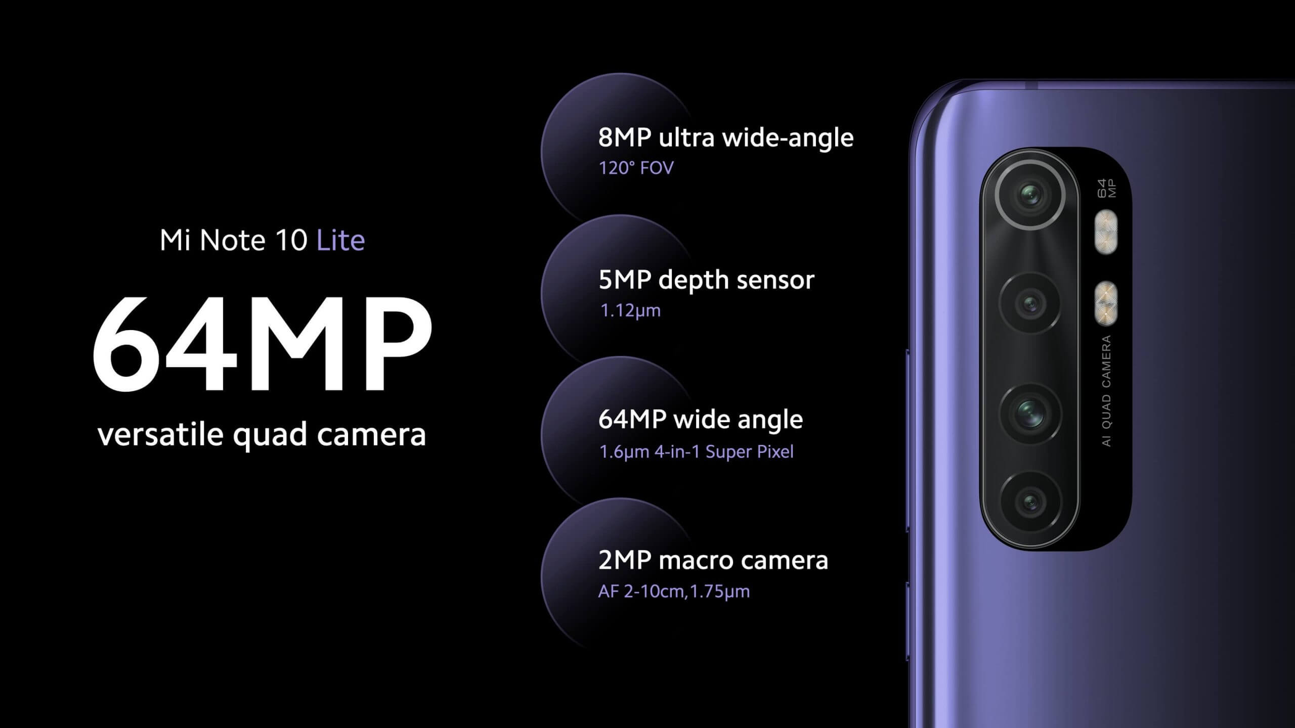 Xiaomi note 10 Lite - foťak