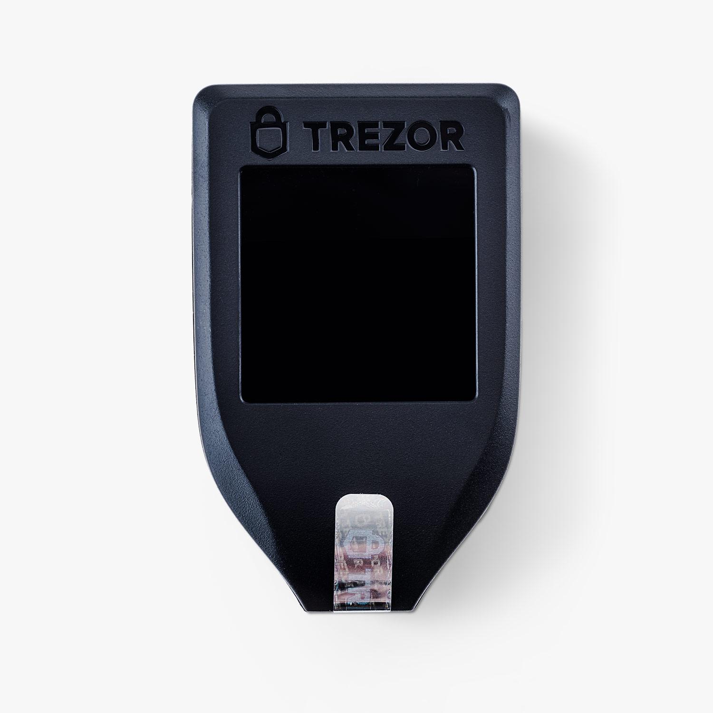 Bezpečnosť Trezor T