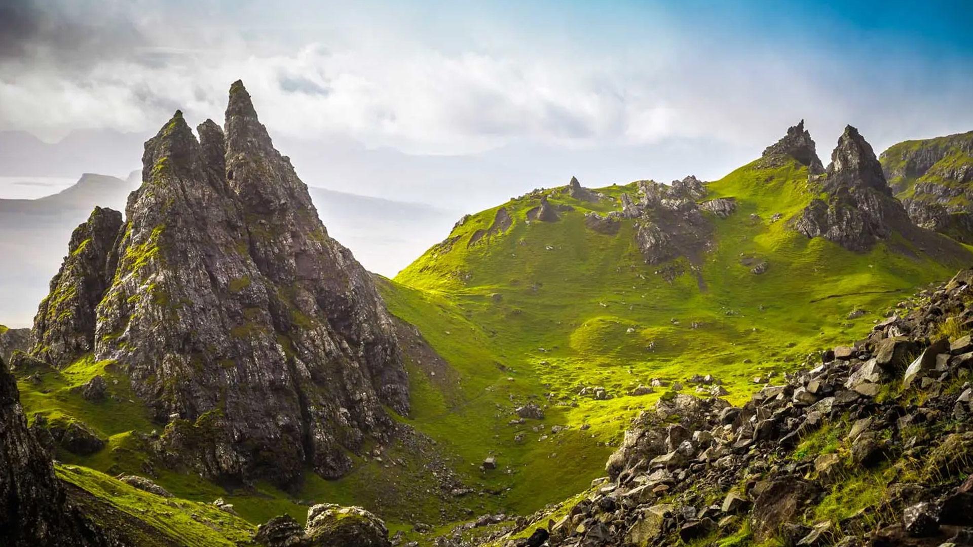 Poklad Vikingov na ostrove Man