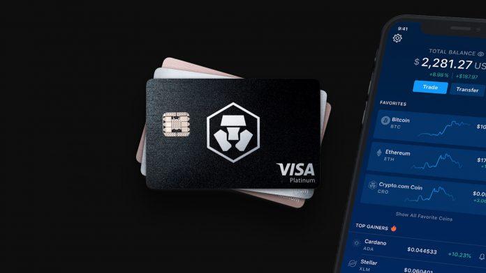 Skúsenosti s Crypto.com - karta Visa