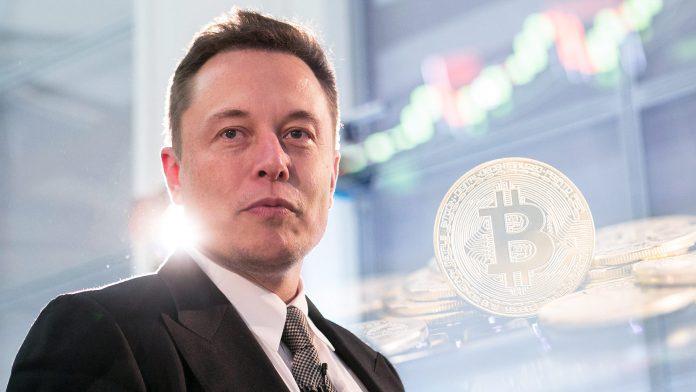 Tesla kúpila Bitcoin