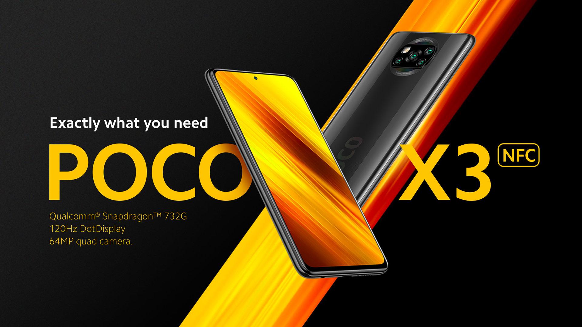 Poco X3 NFC - recenzia