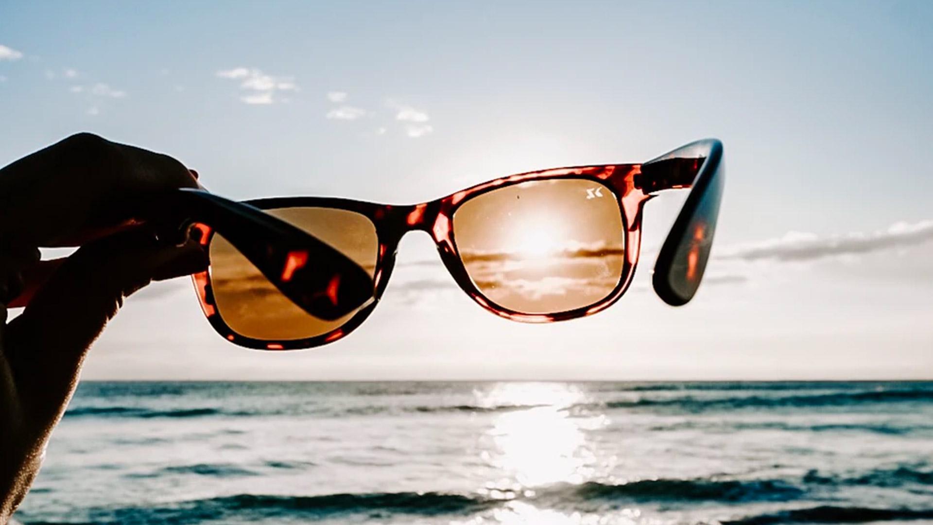 Slnečné okuliare - polarizačne