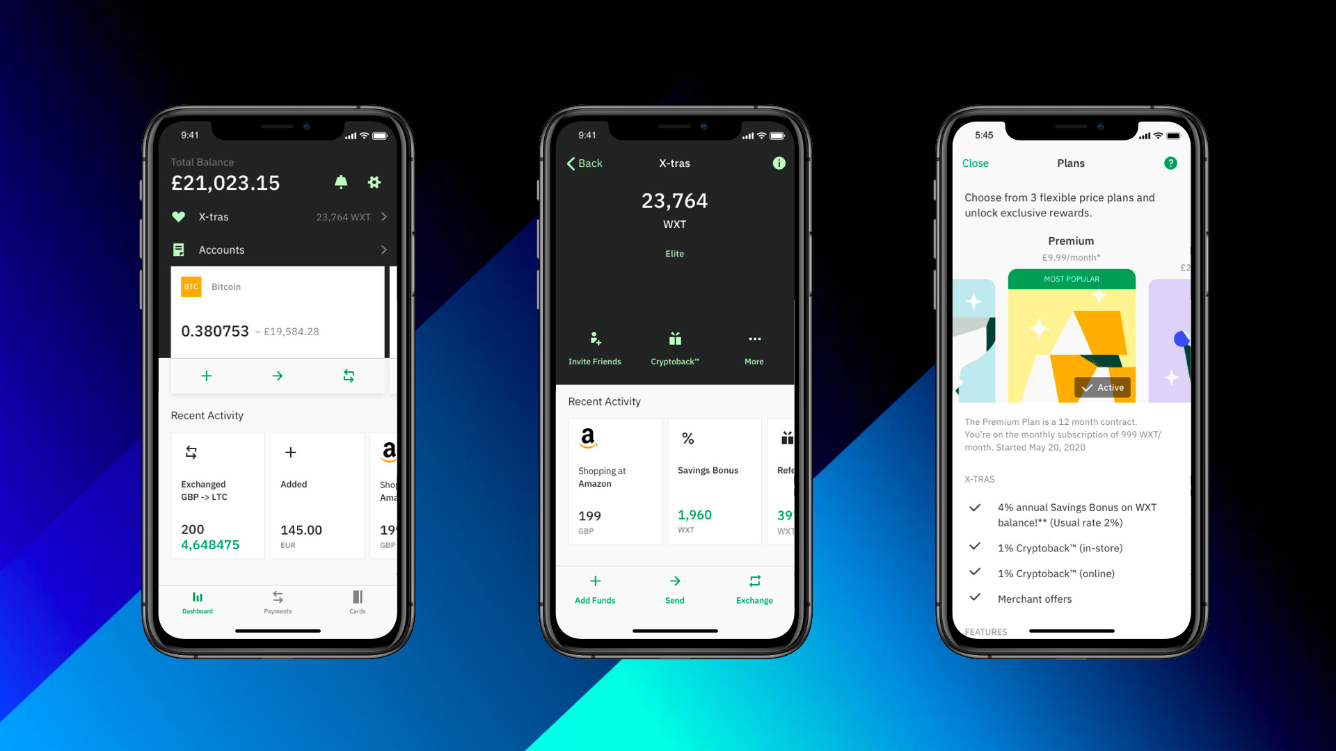 Wirex aplikácia