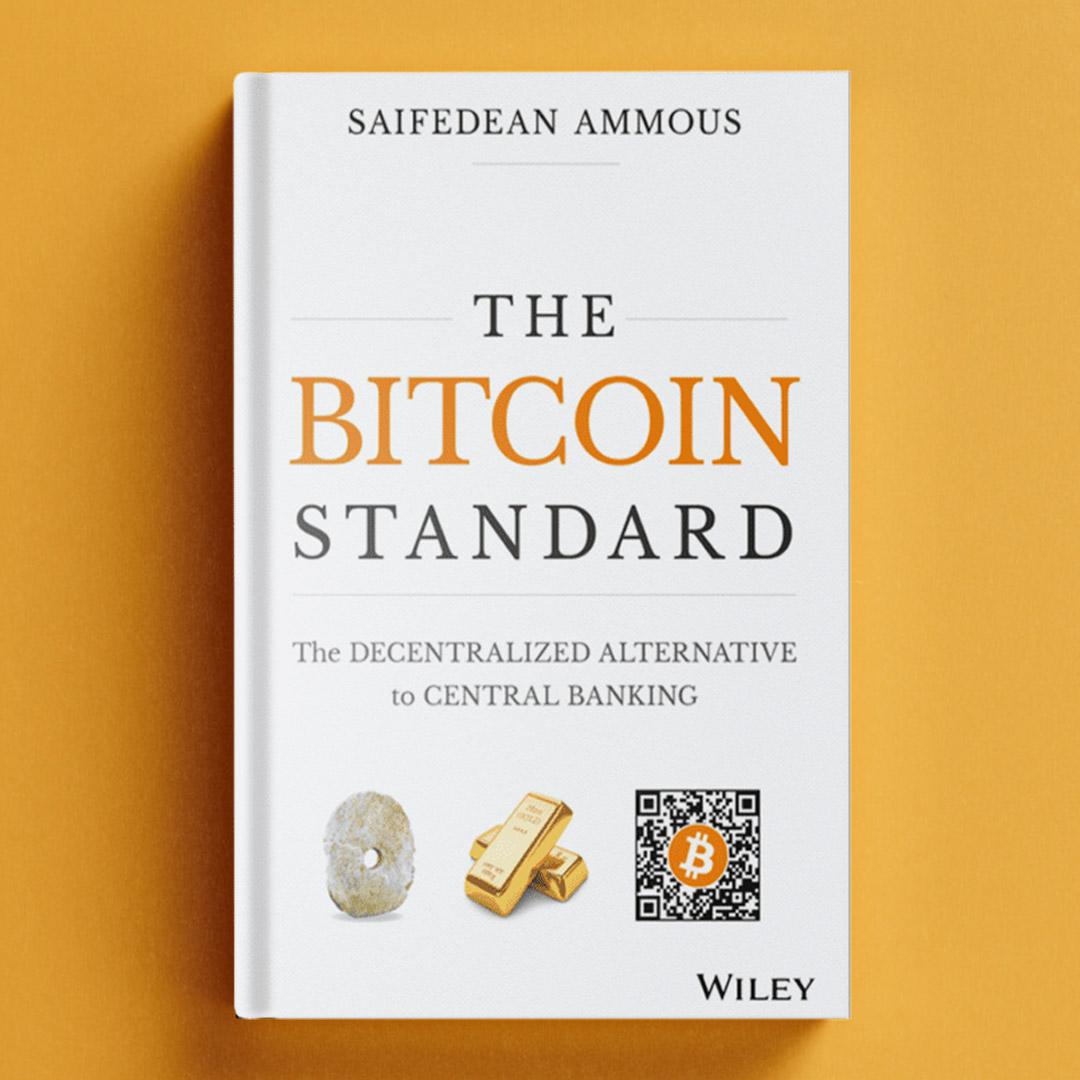 Kniha The Bitcoin Standard