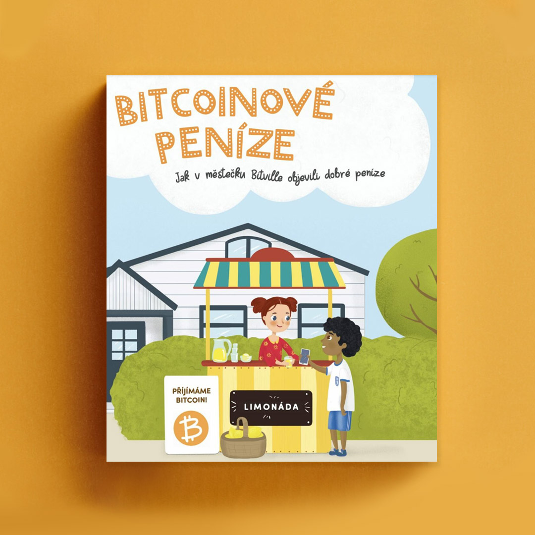 Kniha Bitcoinove peniaze