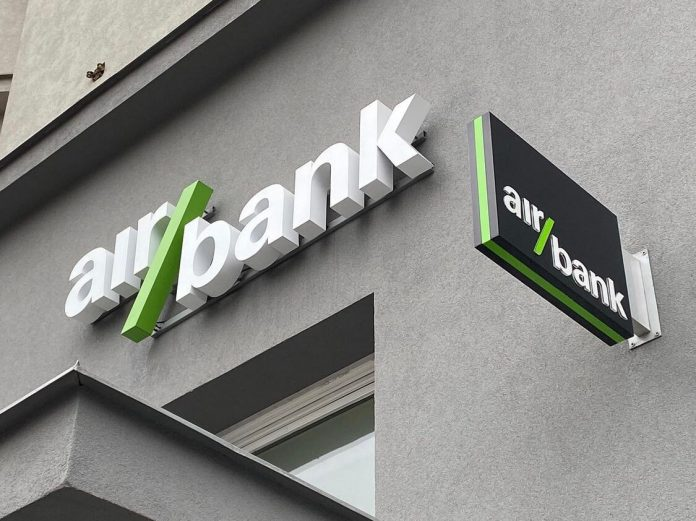 Air Bank blokuje platby