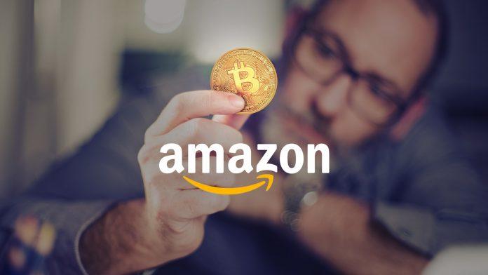 Amazon a Bitcoin